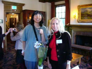 Deb Kim and Kaye Marks