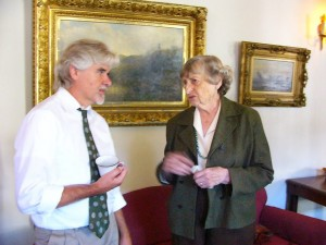 Michael McCullough and Joan Smith